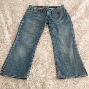 AG Adriano Goldshmied Capri Jeans, The Saga